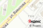 Схема проезда до компании ЗакройКредит в Москве