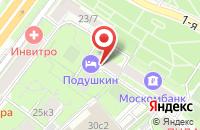 Схема проезда до компании Редакция Журнала «Театр» в Москве