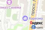 Схема проезда до компании Платоновский лес в Туле