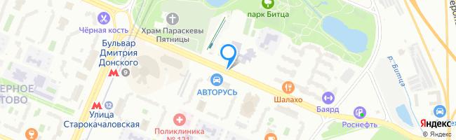 Старокачаловская улица