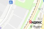 Схема проезда до компании Sport Camps в Москве