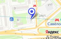 Схема проезда до компании ТРАНСПОРТНАЯ КОМПАНИЯ СОБИРИКОН в Москве