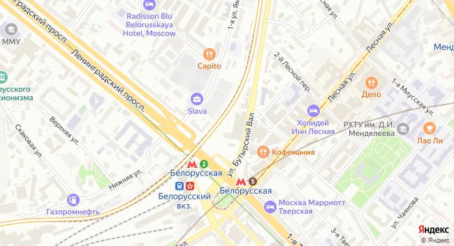 Бизнес-центр Yamskaya Centre - превью 2
