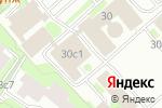Схема проезда до компании Valuminii в Москве