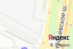 Схема проезда до компании Хамелеон-Автотон в Москве