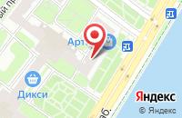 Схема проезда до компании Издательство Им. Сабашниковых в Москве