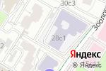 Схема проезда до компании Средняя общеобразовательная школа №1950 с углубленным изучением отдельных предметов в Москве
