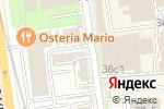 Схема проезда до компании Элкод в Москве