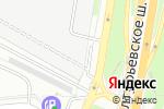 Схема проезда до компании GM Club в Москве