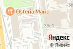 Схема проезда до компании Юггипротранс в Москве
