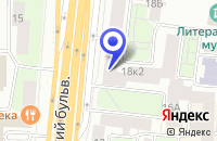 Схема проезда до компании МЕБЕЛЬНЫЙ МАГАЗИН ФРАНС МЕБЕЛЬ ДЕКО в Москве