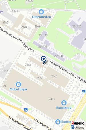 МАГАЗИН БЫТОВОЙ ТЕХНИКИ СЕПРЕМЭСИ на карте Москвы