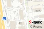 Схема проезда до компании Галерея чистоты в Москве