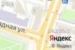 Схема проезда до компании Корпорация А.Н.Д. в Москве