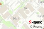 Схема проезда до компании Фирэра в Москве