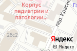 Схема проезда до компании КВ в Москве
