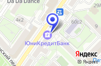 Схема проезда до компании МАГАЗИН ЭТНИЧЕСКОЙ МЕБЕЛИ ПУРПУР в Москве