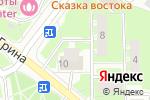 Схема проезда до компании Спал Спалыч в Москве