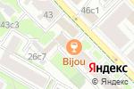Схема проезда до компании Переезд-Идеал в Москве