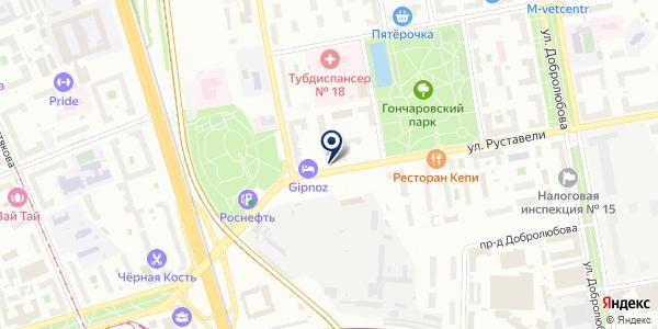 Tehnokon.ru на карте Москве