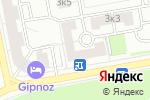 Схема проезда до компании La Crosse в Москве