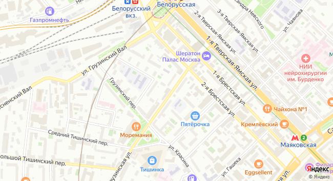 Бизнес-центр «Большая Грузинская 61» - превью 2