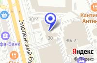 Схема проезда до компании КБ РОССИЙСКИЙ КРЕДИТ в Москве