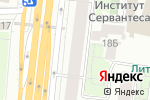 Схема проезда до компании Bvd в Москве