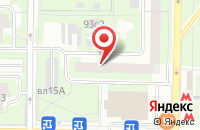 Схема проезда до компании Стоматологическая поликлиника №61 в Москве
