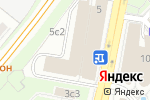 Схема проезда до компании A-TYPE в Москве