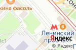 Схема проезда до компании Мир сладостей в Москве