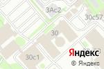 Схема проезда до компании FineObjects в Москве