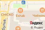 Схема проезда до компании Waffels в Москве