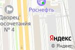 Схема проезда до компании TVSafe в Москве