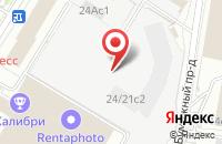 Схема проезда до компании Издательский Дом «Труд» в Москве