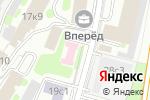 Схема проезда до компании Jfc eurasia в Москве
