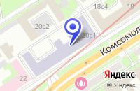 Схема проезда до компании ПЕРВЫЙ ОТДЕЛЬНЫЙ ПОКАЗАТЕЛЬНЫЙ ОРКЕСТР МИНИСТЕРСТВА ОБОРОНЫ РОССИЙСКОЙ ФЕДЕРАЦИИ в Москве