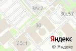 Схема проезда до компании MixComp.tv в Москве