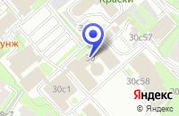 Схема проезда до компании ЛАКОКРАСОЧНОЕ ПРЕДПРИЯТИЕ ДИМСОН К в Москве