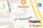 Схема проезда до компании Смоленский бульвар в Москве
