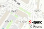 Схема проезда до компании Конвенд в Москве
