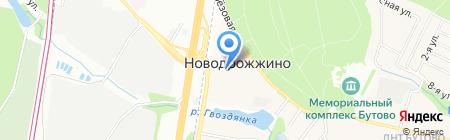 Aromarti.ru на карте Москвы