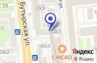 Схема проезда до компании ПРОИЗВОДСТВЕННАЯ ФИРМА ЗЕРЦАЛО в Москве