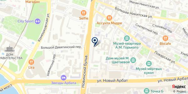 СТРОЙОСНОВА на карте Москве
