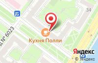 Схема проезда до компании Тамин в Москве