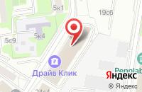 Схема проезда до компании Национальная Пахотная Организация в Москве