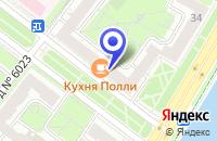 Схема проезда до компании ЦУНАМИ-СИТИ в Москве
