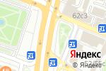 Схема проезда до компании ALL-J в Москве