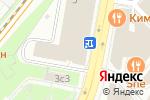 Схема проезда до компании Roxbury в Москве