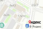 Схема проезда до компании Салута в Москве